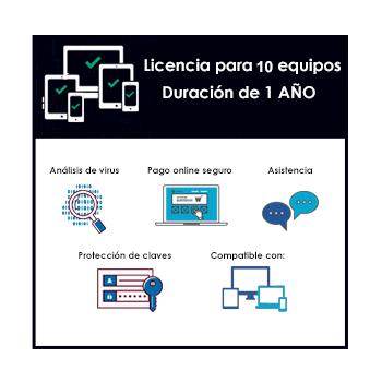 Licencia Antivirus